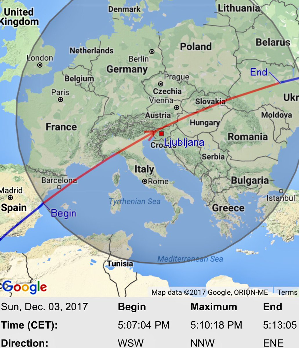 Ignazio magnani on twitter slovenija the international the international space station is visible to the naked eye at 1709 everywhere if clouds allow suggestion set your alarm clock gumiabroncs Image collections