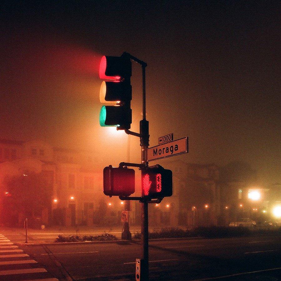 светофор красный красивая картинка дизайн большой