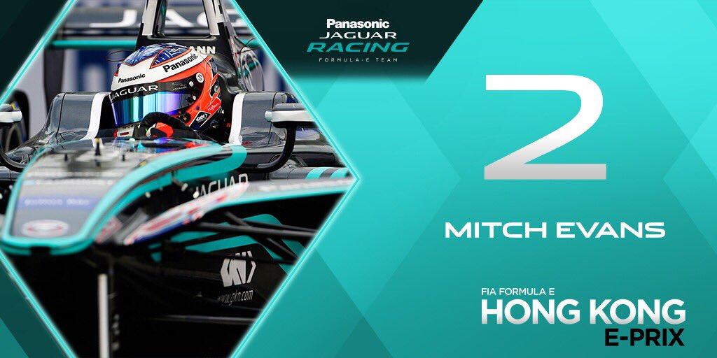 Jaguar Racing On Twitter Our First Front Row Mitch Qualifies In P2 Jaguarelectrifies Hkeprix Racetoinnovate