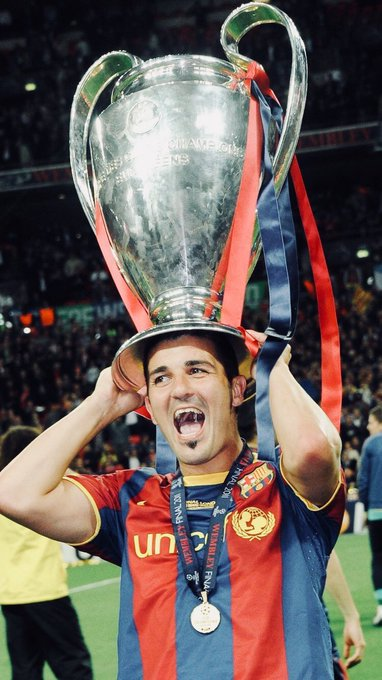 Happy Birthday David Villa  U left us with memories. One of the finest strikers ever played the game