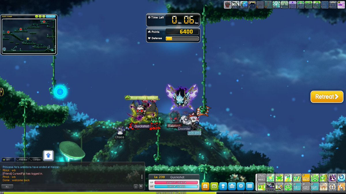 Alternazpcs Maplestory Guide Arcane Symbolarcane Force