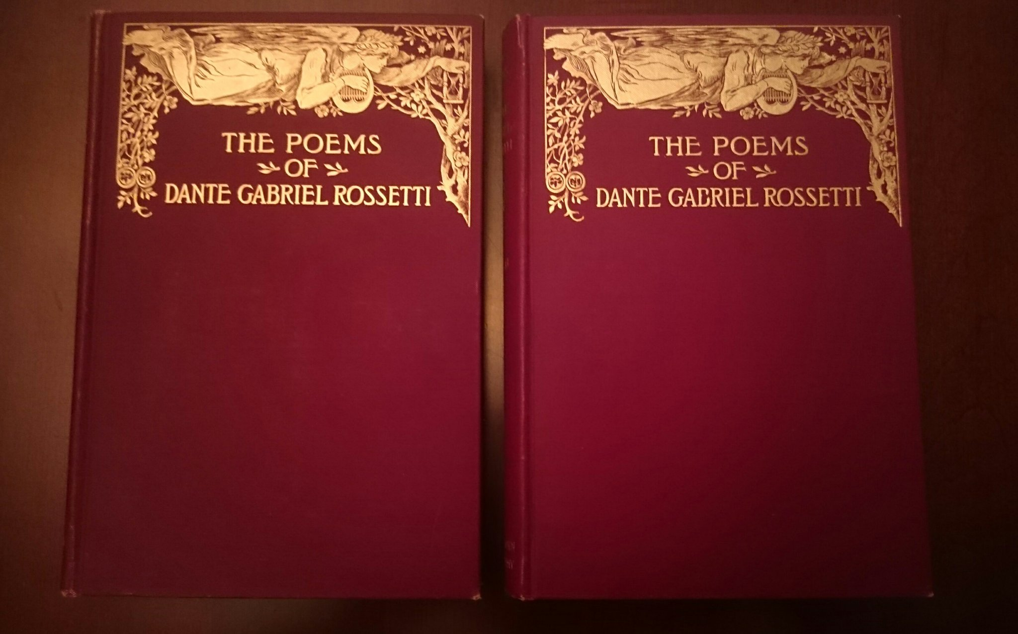Dante Gabriel Rossetti Poems 6