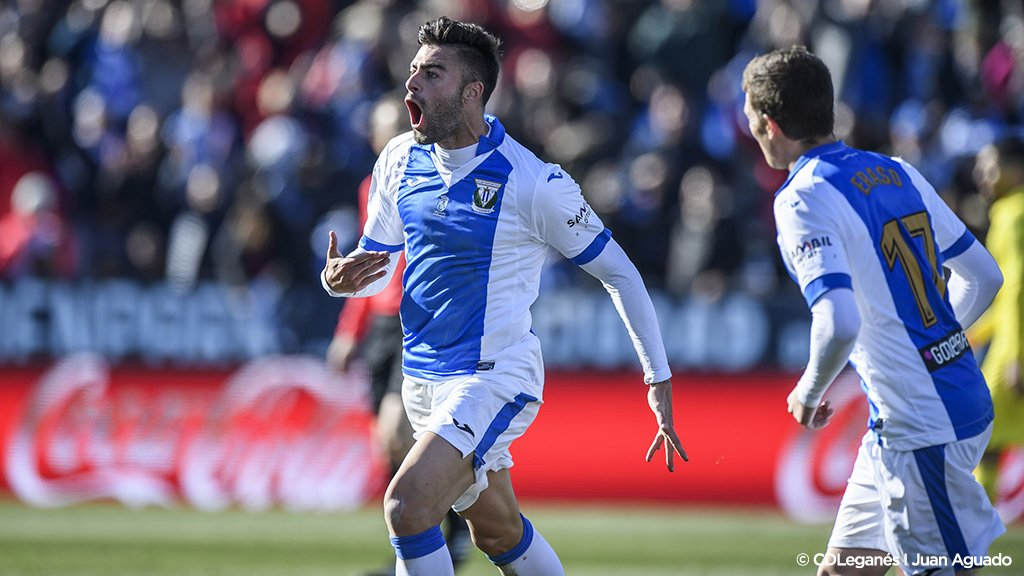 Video: Leganes vs Villarreal