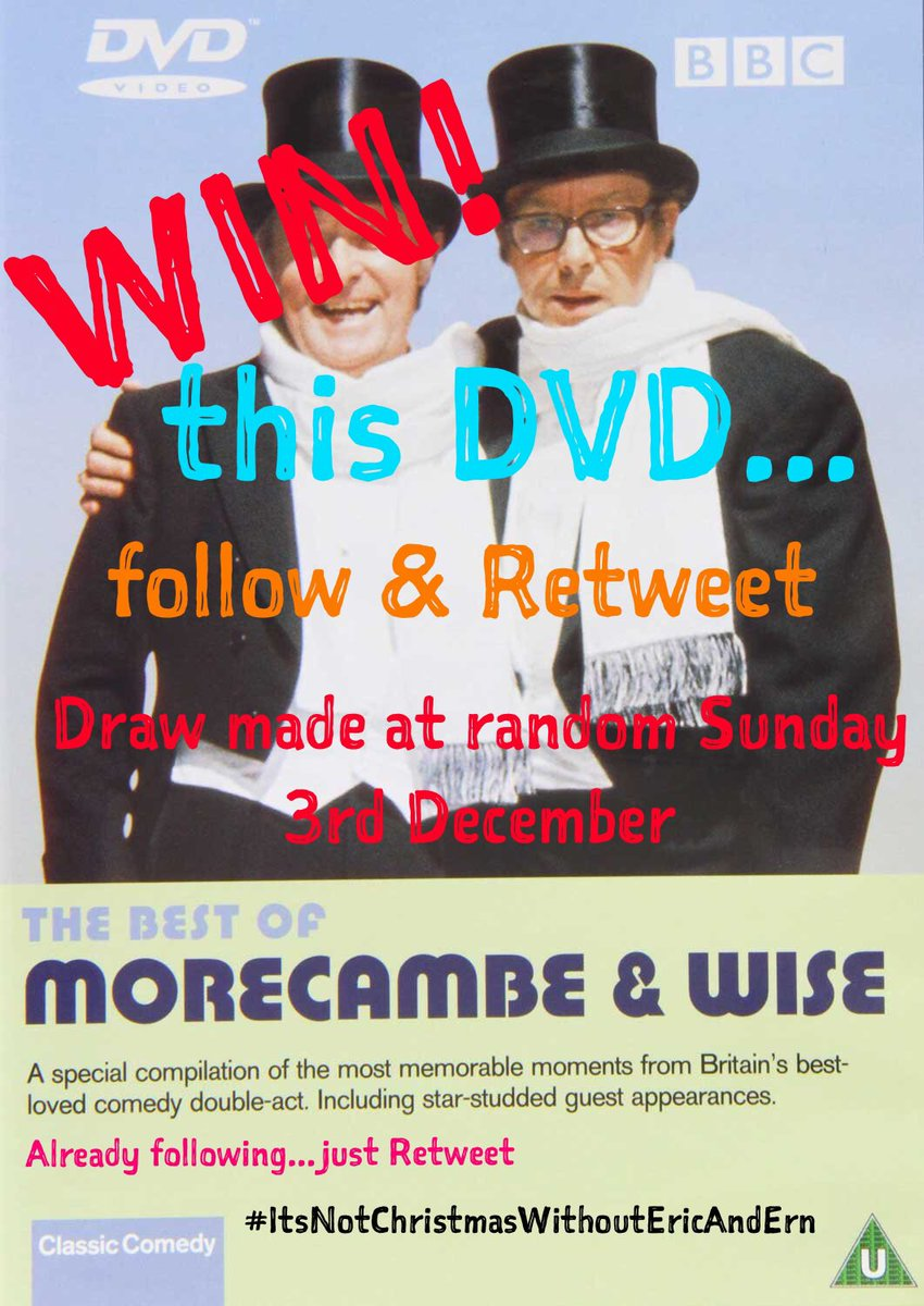 Morecambe and wise stripper