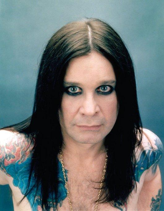 Happy 69th Birthday Ozzy Osbourne !!!