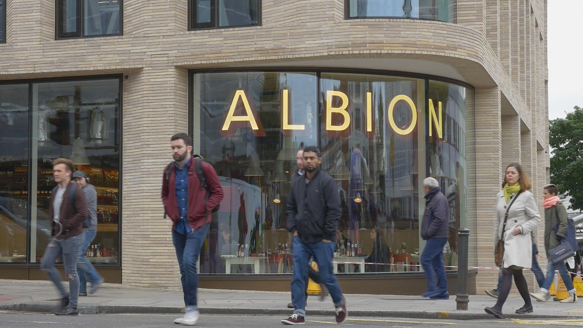 We love getting to the nitty gritty of projects and @Albion_London Clerkenwell provided the perfect filming setting. https://t.co/3dbVWOo2Sd https://t.co/NKylTW3ssn