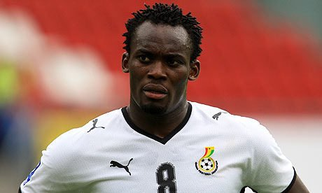 Happy Birthday to one of Africa\s best, Ghanaian (and Chelsea FC) legend, Michael Essien, who turns 35 today.
