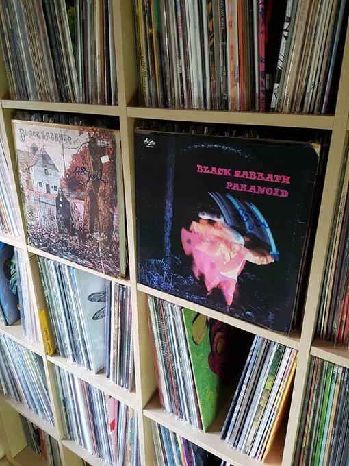 Left or right? Happy Birthday Ozzy Osbourne of Black Sabbath!