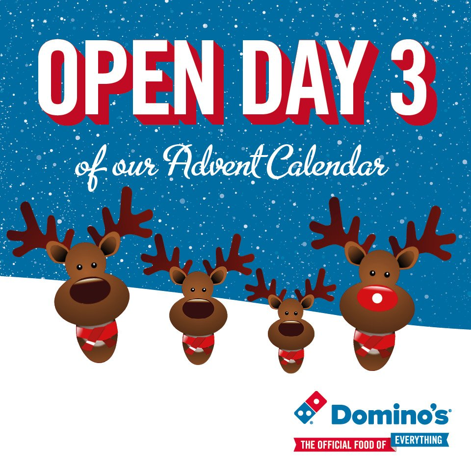 Is dominos open on christmas eve christmas decore for Fast food restaurants open on christmas day