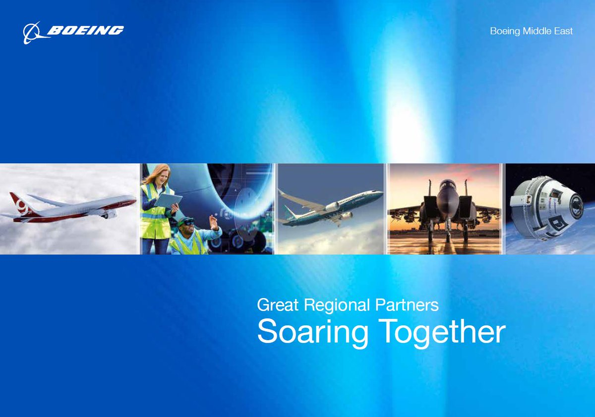 Boeing Middle East on Twitter: