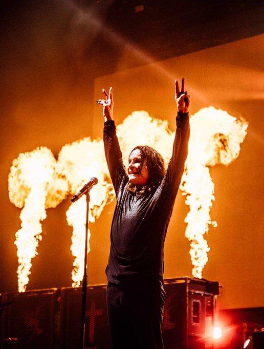 Happy Birthday \Ozzy Osbourne\ Band: Black Sabbath Age: 69