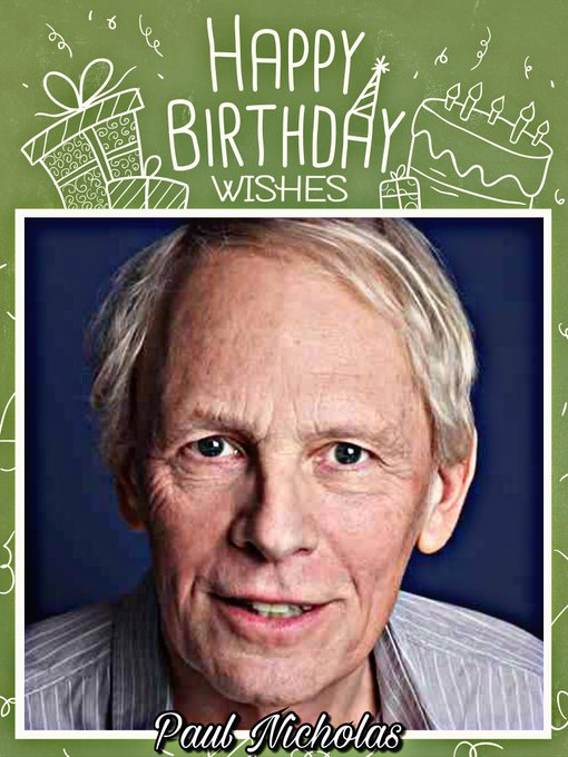 Happy Birthday Paul Nicholas, Holly Marie Combs, Brendan Fraser, Julianne Moore, Ozzy Osborne & Gemma Styles