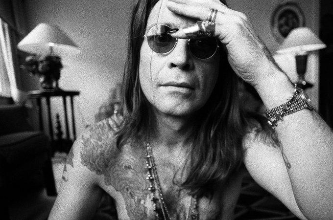Today is Ozzy Osbourne\s birthday. Happy Birthday