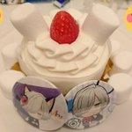 今日はA3!の御影密くんの誕生日!スペシャルマシュマロケーキです(^q^)今日はみんなからマシュマロ…