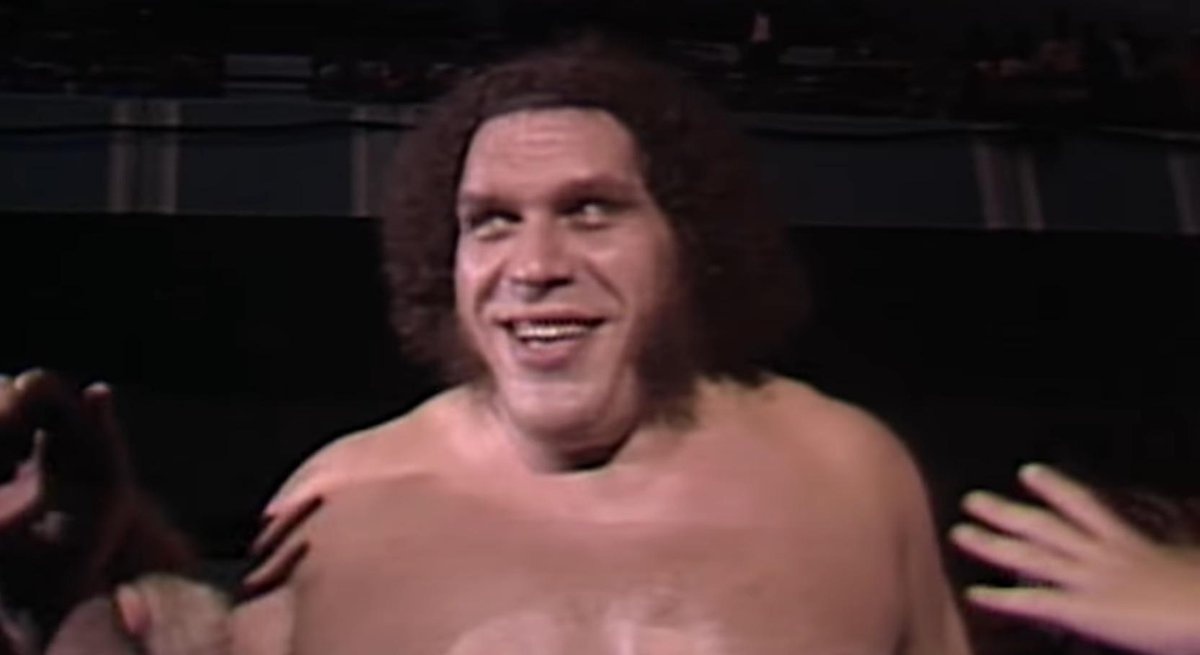 WATCH: @HBO's larger-than-life documentary trailer for #AndreTheGiant https://t.co/2ytGumOBYs