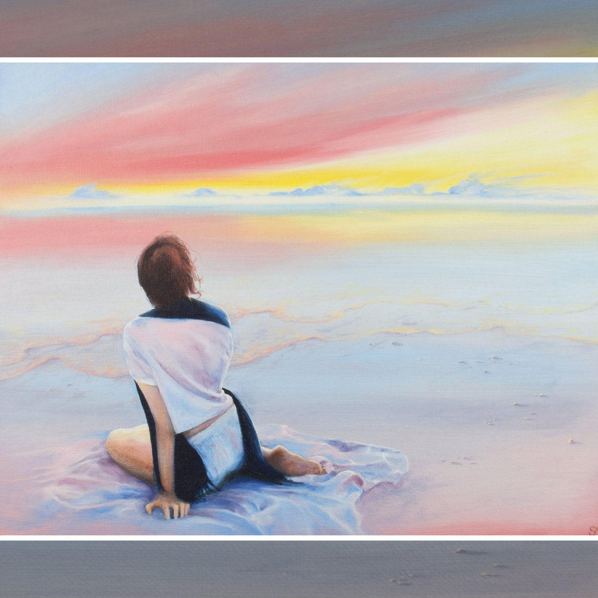 See the #creation of my last #oilpainting &quot;Contemplation&quot; on my #YouTube #Channel now...  https://www. youtube.com/channel/UCFbFm I7MOHU2v6I3igC82jw &nbsp; …  ...do consider subscribing if you like what you see, there&#39;s loads more great #painting videos on there with new content every week. #HappySunday everyone <br>http://pic.twitter.com/0CTF9xeAtO