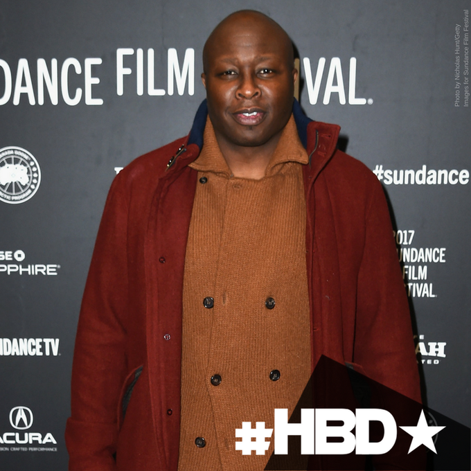 Wishing actor Steve Harris a happy birthday!