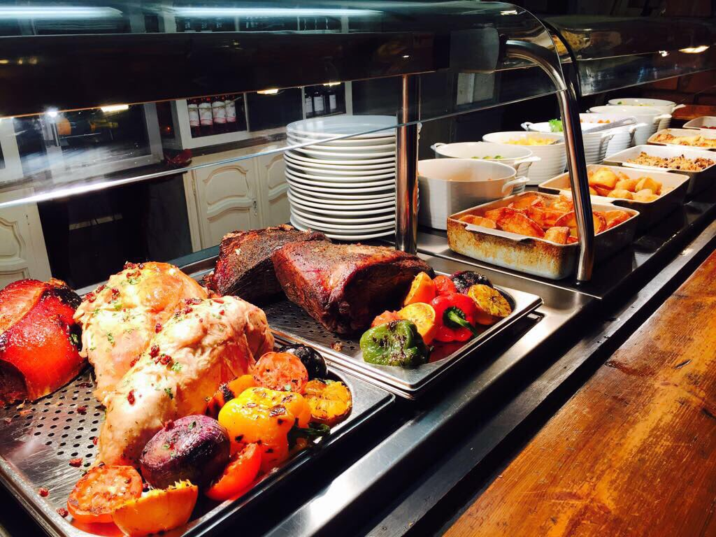 RT @buckinnswansea: We'll be serving our Carvery until 7pm today. Come down & treat yourself. https://t.co/ernOohdmpL