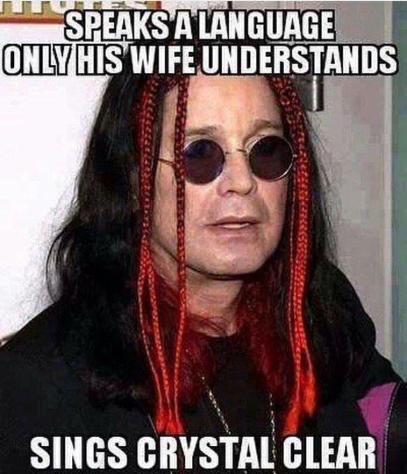 Happy Birthday Ozzy Osbourne!!!