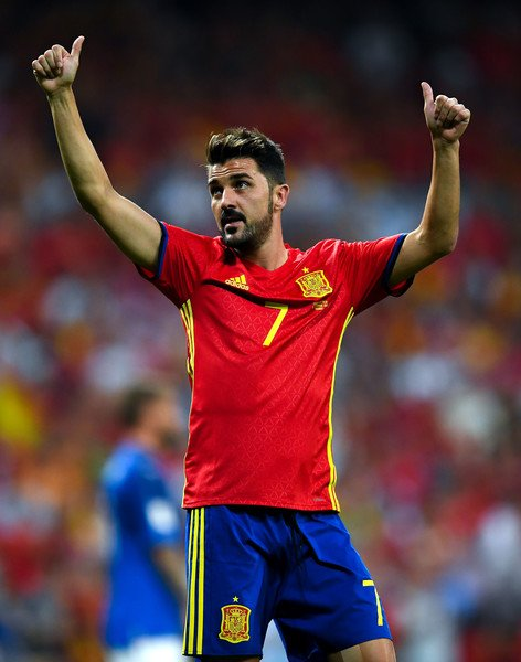 Happy Birthday, David Villa Sánchez