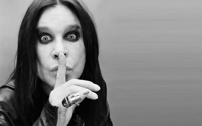 Happy birthday to the legendary, Ozzy Osbourne!