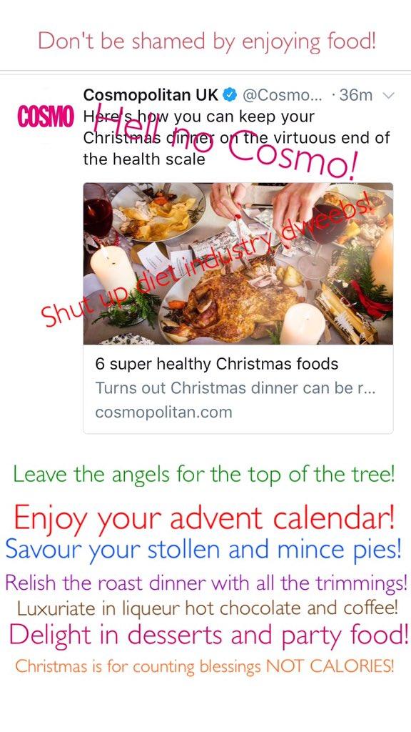 0 replies 0 retweets 0 likes - Christmas Dinner Blessings