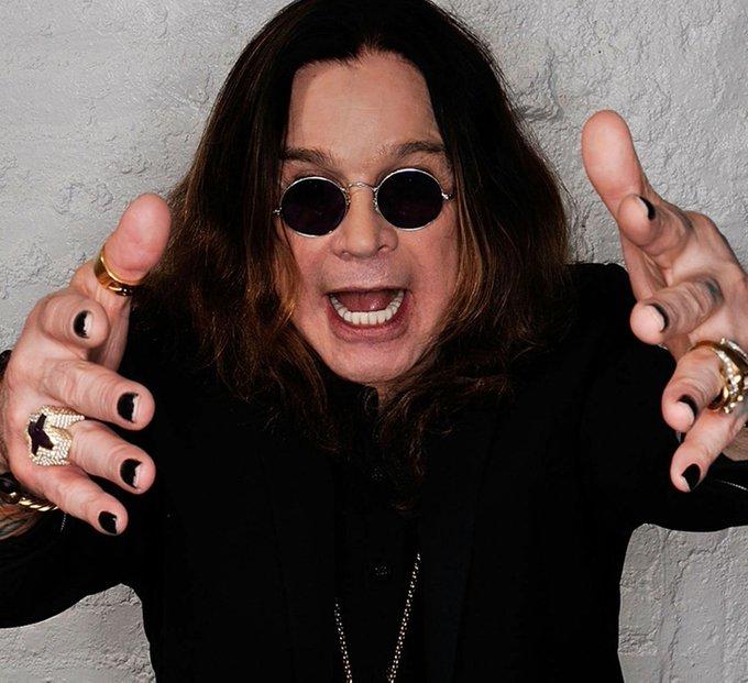 Happy Birthday Ozzy Osbourne, The Prince Of Darkness