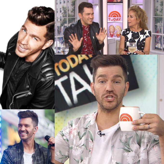 Happy 34 birthday to Andy Grammer. Hope that he has a wonderful birthday.