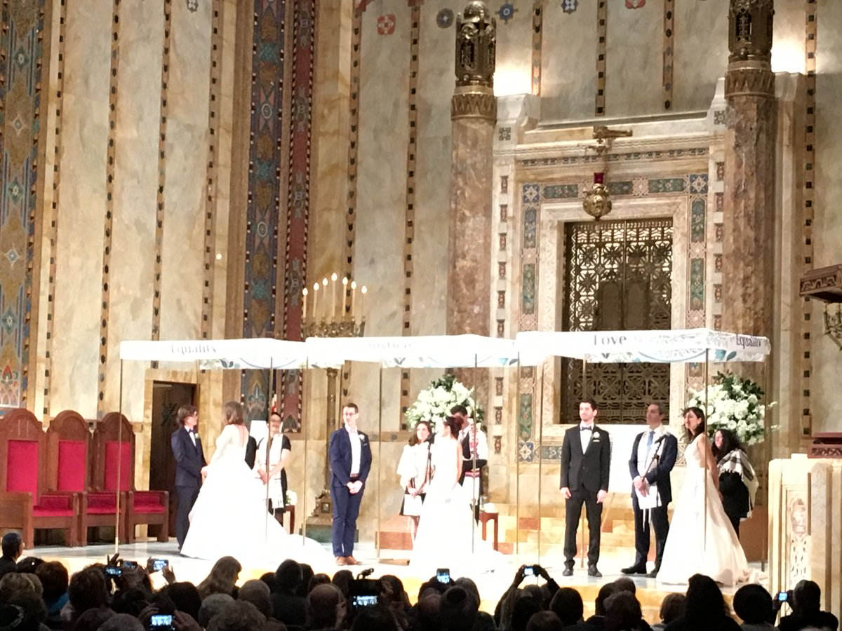 Bari Weiss Wedding.Bari Weiss On Twitter Everyone Is Jewish One Couple From Russia