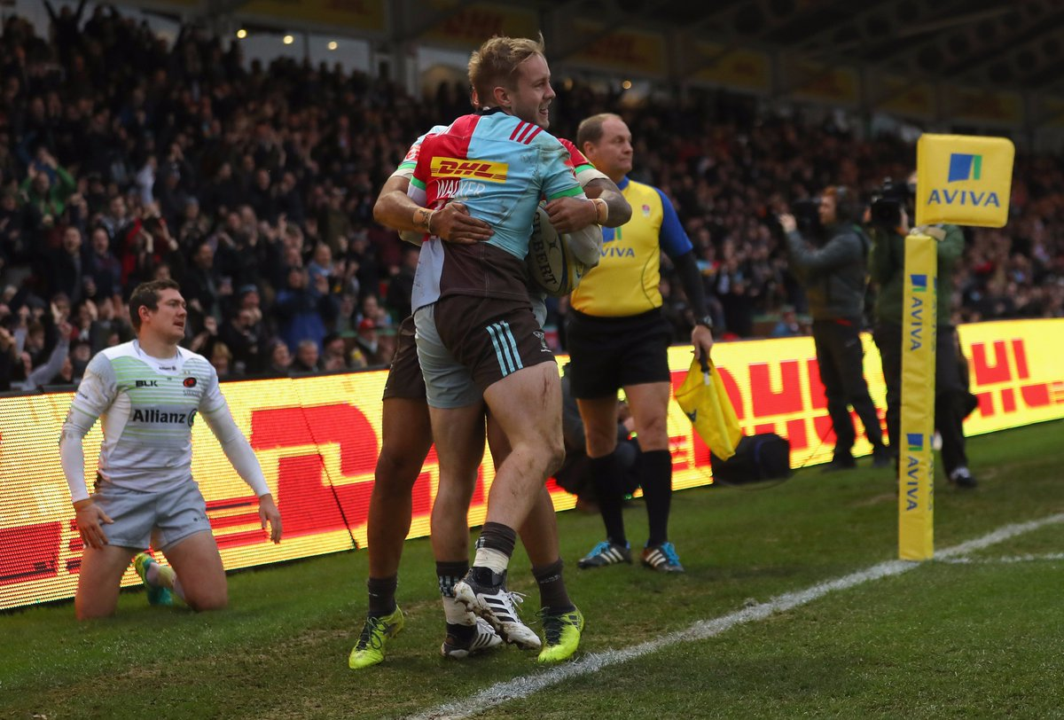 A huge thank you to the supporters today!  A sell crowd of 14,800 but felt more like 40,800! #COYQ https://t.co/ImLJzeSsSv