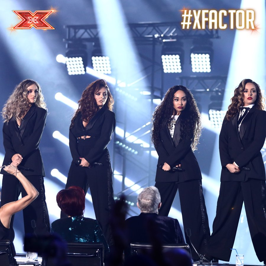 The things we'd do to become the fifth member of @LittleMix... 👯👯👯 https://t.co/1TPi4Ks6z4 #XFactor #XFactorFinal https://t.co/LIXsHavc64