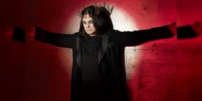 Dios vivo en la Tierra hoy cumple 69 años. Happy birthday mr Ozzy Osbourne