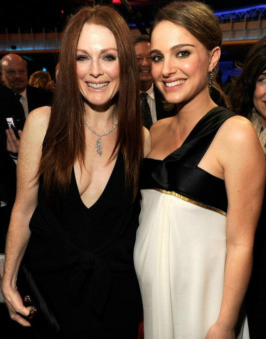 Happy birthday to one of the greatest, julianne moore!