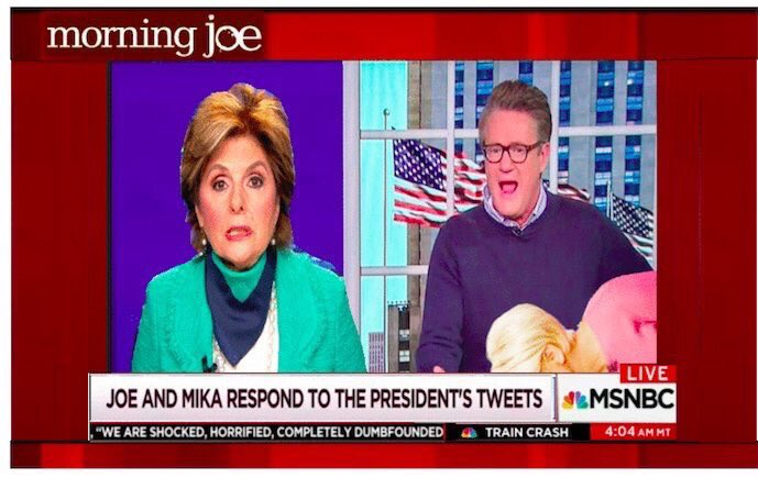 Joe Scarborough spreads fake news about Orrin Hatch and GOP tax bill