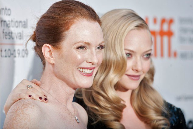 Happy birthday to amanda\s co-star in chloe, julianne moore!