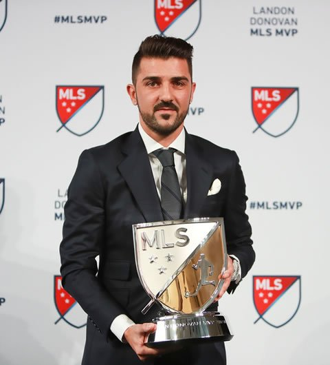 Happy Birthday David Villa