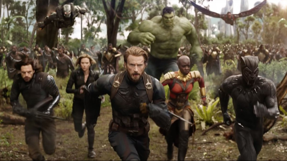 How many times have you watched the #AvengersInfinityWar trailer???? Be honest: https://t.co/cwxNo4ZsLC