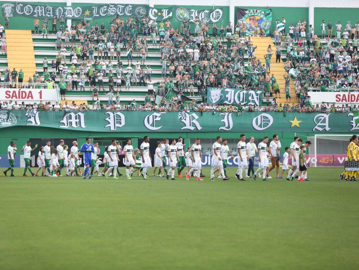 #CHAxCFC - 2x1 - Coritiba sofre a virada no último minuto e não consegue a permanência na primeira divisão.