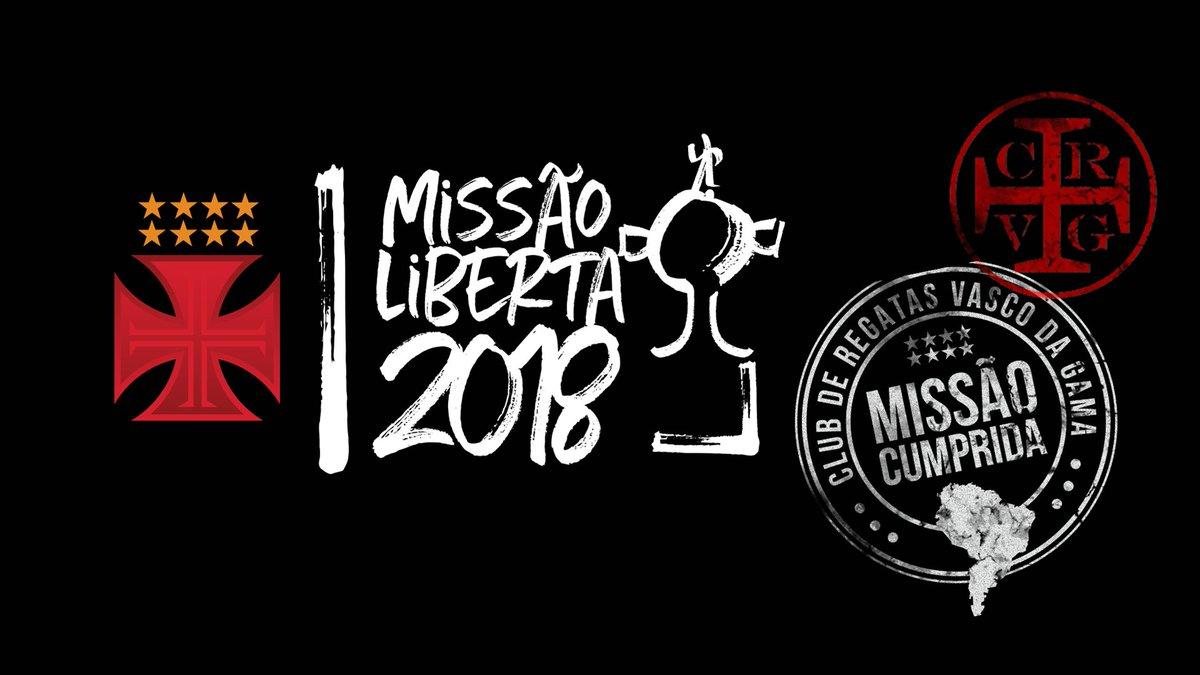 MISSÃO CUMPRIDA, GIGANTE! Estamos classificados para a Libertadores! #MissãoLiberta2018 ✅