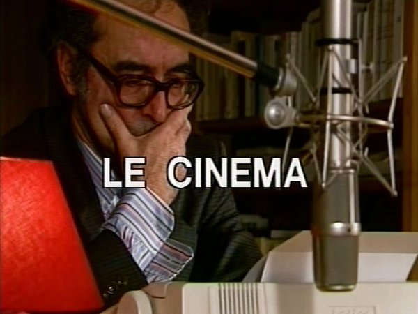 Happy birthday Jean Luc Godard! Happy rebirth of the cinema.