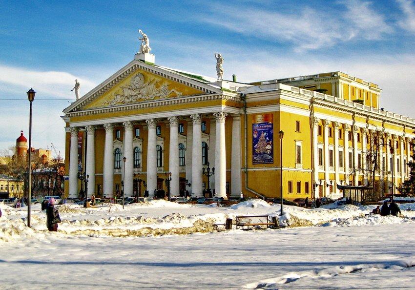 актуальная фото театров в челябинске компиляция
