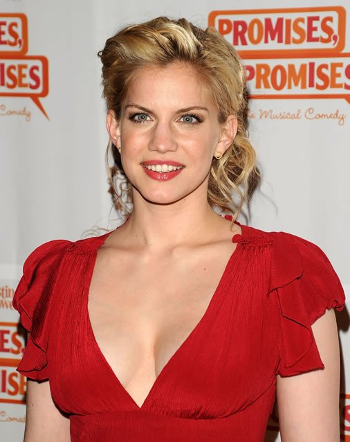 Happy Birthday Anna Chlumsky