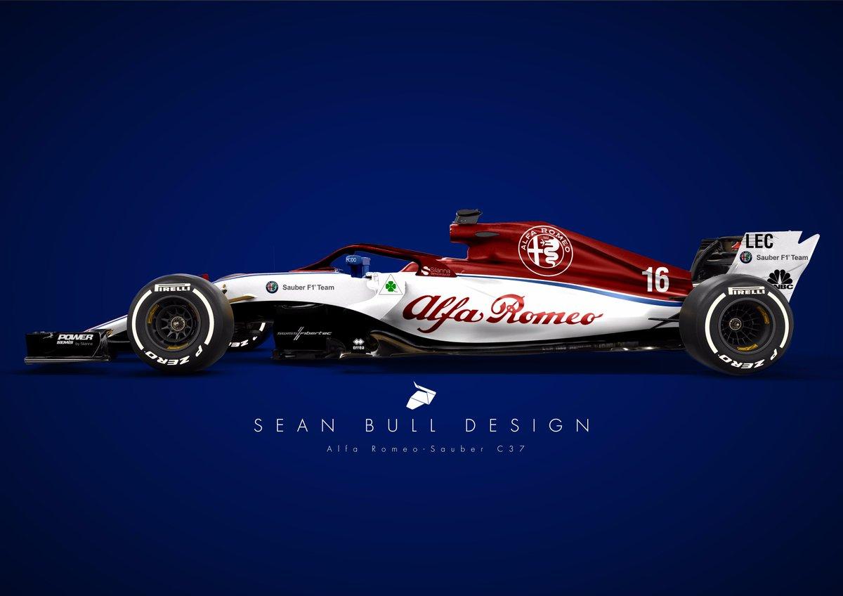 Charles Leclerc  Driver Alfa Romeo Sauber F1 Team