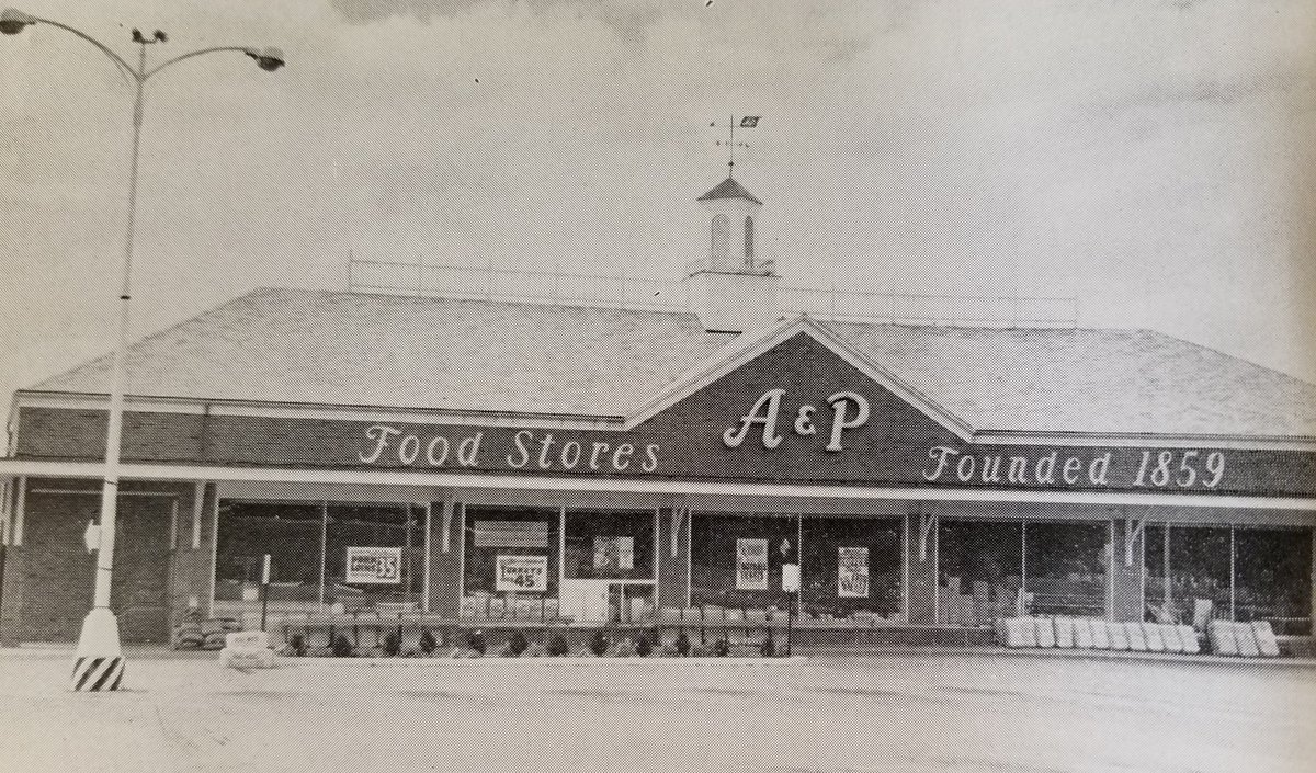 walpole history on twitter a p atlantic pacific grocery