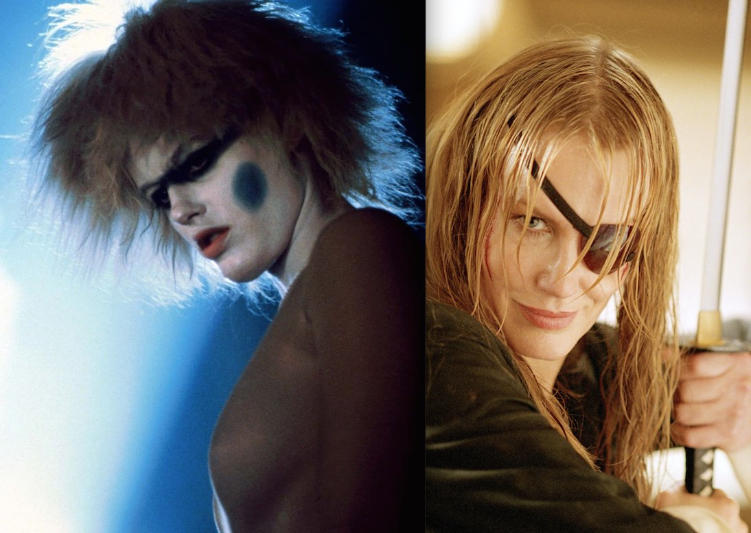 Happy Birthday to Daryl Hannah, who was born today in 1960. (Martyn)