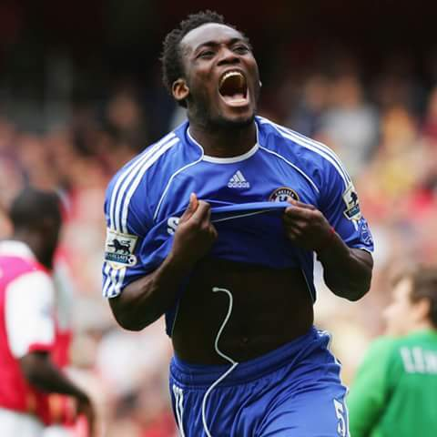 Happy birthday to former Chelsea, Real Madrid and AC Milan midfielder Michael Essien