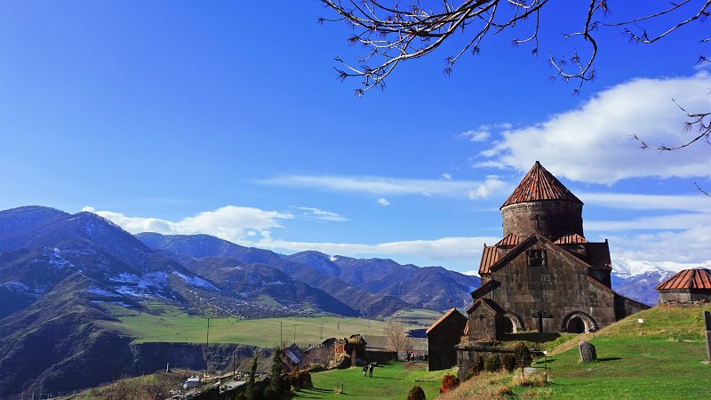 10 Days Caucasus Itinerary: Linking Asia & Europe https://t.co/bBNJbKkcyS https://t.co/KczC45Hok0
