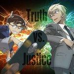 ◤   真実 VS 正義   ◢youtu.be/GhPxpn8Shqs#ゼロコナン pic.twi…