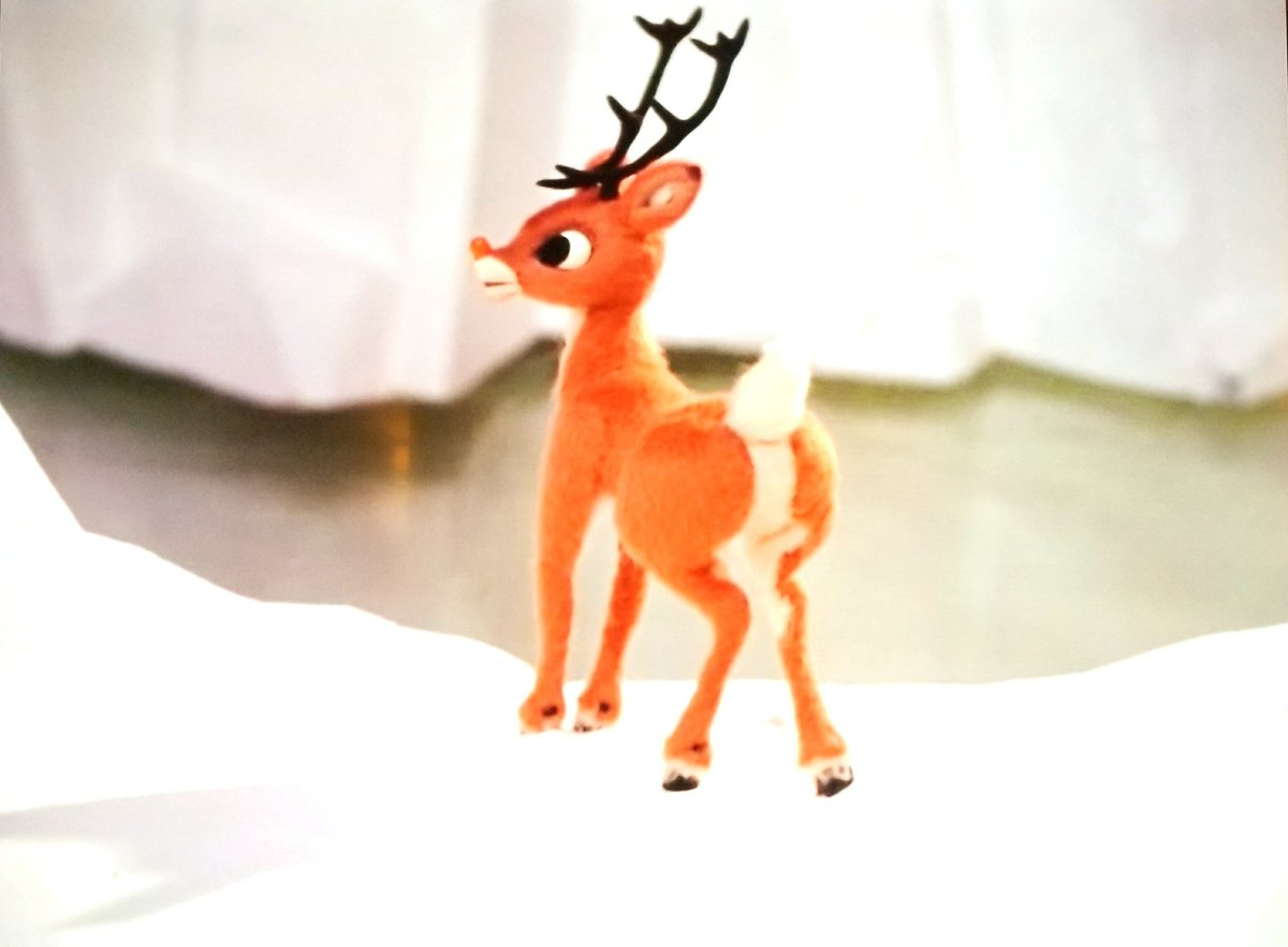 RT @bombsfall: 'Now, as you well know, Rudolph was high key thicc, https://t.co/vNcJDjb0nG