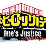 ヒロアカの新ゲームが来た!『僕のヒーローアカデミア One's Justice(ワンズ ジャスティス…
